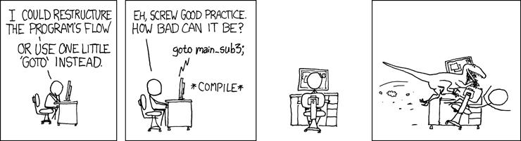 bad coding